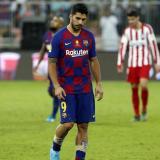 La salida de Luis Suárez del Barcelona se complica
