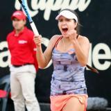 María Camila se coronó campeona del US Open Junior en septiembre del año pasado.