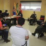 Autoridades en Malambo se reúnen tras hechos violentos del miércoles