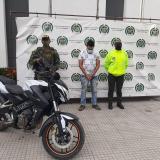 Cae en el sur de Córdoba sindicado de asesinar a policías