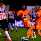 Envigado FC 1 - Junior 0: una noche para el olvido