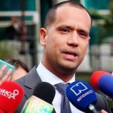 El abogado Diego Cadena.