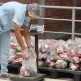 Entregan canastas de alimentos PAE en Córdoba