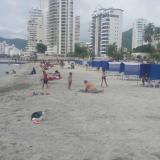 Más de 27 mil personas han visitado las playas de Santa Marta