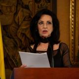 Claudia Blum, ministra de Relaciones Exteriores colombiana.