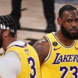 En video| Lakers 116, Heat 98: Davis y LeBron manejaron la aplanadora