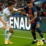 Jugador de Marsella negó haber recibido insultos racistas por parte de Neymar