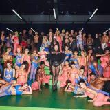 Rihanna exalta la diversidad con su show #Savagexfenty