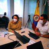 Superservicios destacó compromiso del Caribe en acompañar a Afinia y Air-e