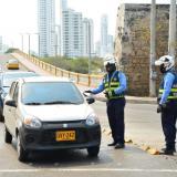 Desde este lunes, vuelve pico y placa de vehículos particulares en Cartagena