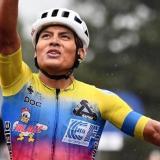 El ecuatoriano Caicedo gana la tercera etapa del Giro; Almeida es líder