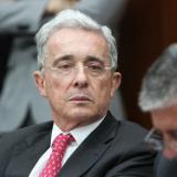 Este jueves reanudan audiencia para definir libertad de Uribe