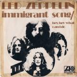 'Inmigrant Song' (Canción inmigrante), es uno de los grandes éxitos de Led Zeppelin.