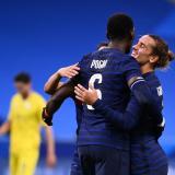 Italia y Francia golean mientras España igualó sin anotaciones ante Portugal