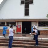 En Santa Marta han aprobado la reapertura de 70 iglesias y templos