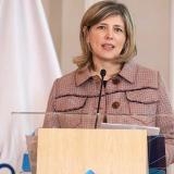 Adriana Guillén Arango, presidente de Asocajas.