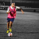Luis Fernando Muriel se perfila como uno de los titulares para el duelo contra Venezuela.