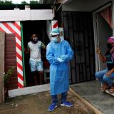 Mueren dos migrantes en la frontera de Panamá con Colombia