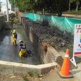 Acuerdan mesa de trabajo para vigilancia de los canales de Montería