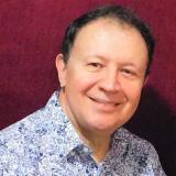 El escritor barranquillero Miguel Falquez-Certain, quien vive en Nueva York.