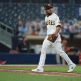 En video | Luis Patiño cerró sus primeros playoffs tras eliminación de Padres