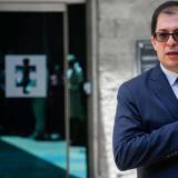 Fiscal Barbosa tiene Covid-19 y desmiente asistencia al partido de Colombia
