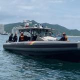 Armada incrementa controles marítimos en zona insular de Cartagena