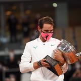 Nadal gana ante Djokovic su 13 Roland Garros y alcanza los 20 grandes