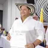 Orlando Benítez Mora, gobernador de Córdoba.