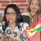 Diana Paola Martínez Berrocal, secretaria general del distrito de Cartagena.