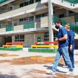 Diez colegios entregará el Distrito antes de fin de año