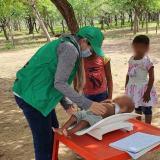ICBF encontró en La Guajira 784 niños con desnutrición aguda