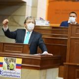 Moción de censura contra Mindefensa no prosperará en la Cámara