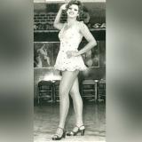Amparo Arrebato brilló por su baile y belleza.