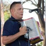 Julián Rojas Teherán, acordeonero sanandresano.