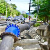 Nueva línea de conducción aportará agua para 150 mil samarios