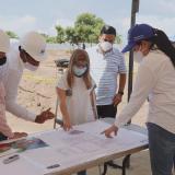 Avanza construcción de cuatro centros juveniles en el Atlántico