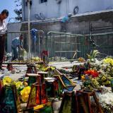 Líderes del Eln, confirmados 'personas ausentes' por atentado en San José