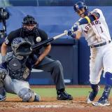 En video | Astros dejan en el terreno a Rays y aprietan la serie