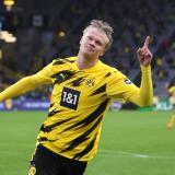 Erling Haaland, goleador del Borussia Dortmund y la Selección de Noruega, está entre los finalistas.