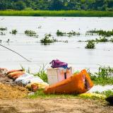Alerta por creciente del Río en sur del Atlántico