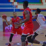 Titanes venció a Cimarrones y es líder de la Liga de Baloncesto Profesional en Colombia .