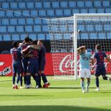 Con algo de angustia, Atlético de Madrid derrota al Celta