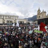 Gobierno expide protocolo para las manifestaciones