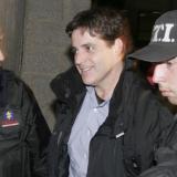 Jorge Aurelio Noguera Cotes en el búnker de la Fiscalía General de la Nación en el año 2009.