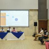 Docentes eligieron representantes ante órganos de la UA