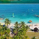 Hotel Punta Faro en la isla Múcura es uno de los 29 habilitados para reabrir.