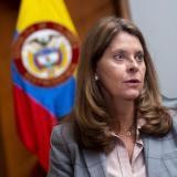 Vicepresidenta Marta Lucía Ramírez da positivo por Covid-19
