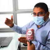 Humberto Mendoza, secretario Distrital de Salud.