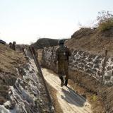 """Armenia y Azerbaiyán acuerdan un """"alto el fuego humanitario"""" desde el lunes"""
